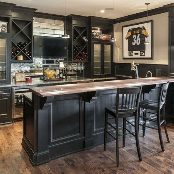 Great basement bar ideas to implement