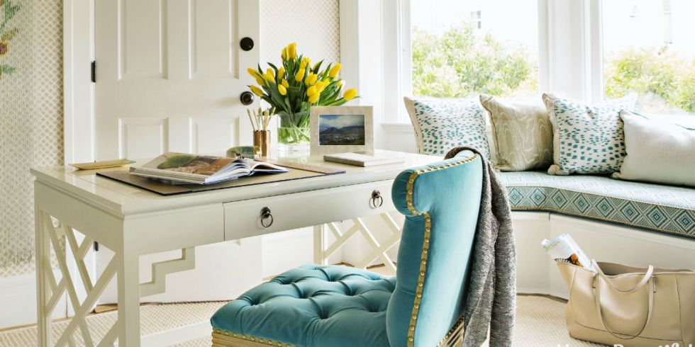 60+ best home office decorating ideas - design photos of home offices - zpmtfjb