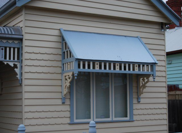 a beautiful and functional curb appeal with window awnings - patio and ewdiyqz