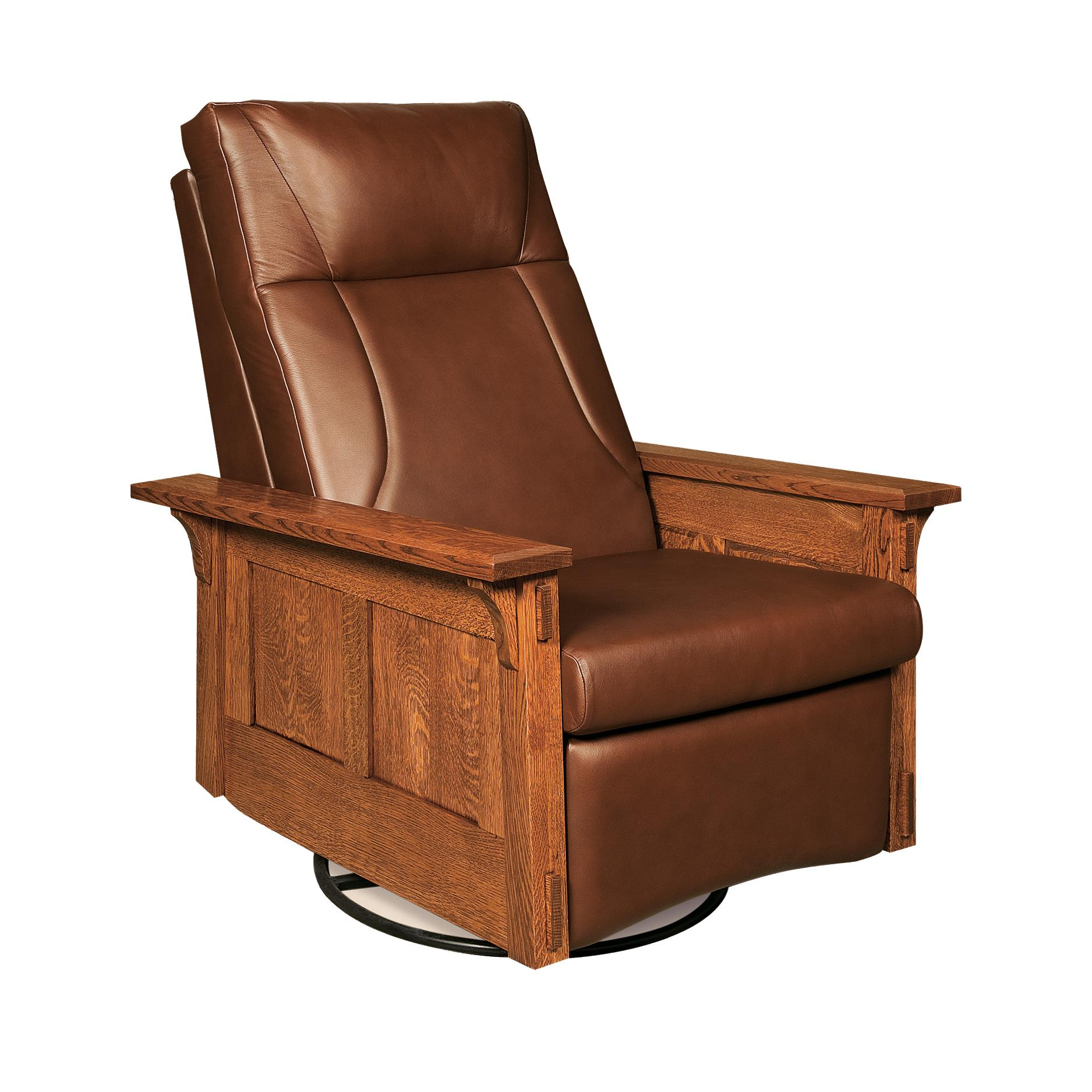 amish mccoy rocker recliner swivel zlniujw