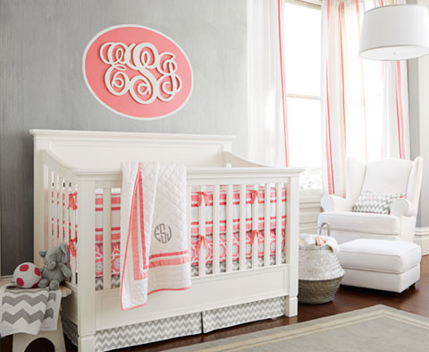 baby girl nursery ideas because growing babies spend a lot of time on the floor, pick a nuhblcw