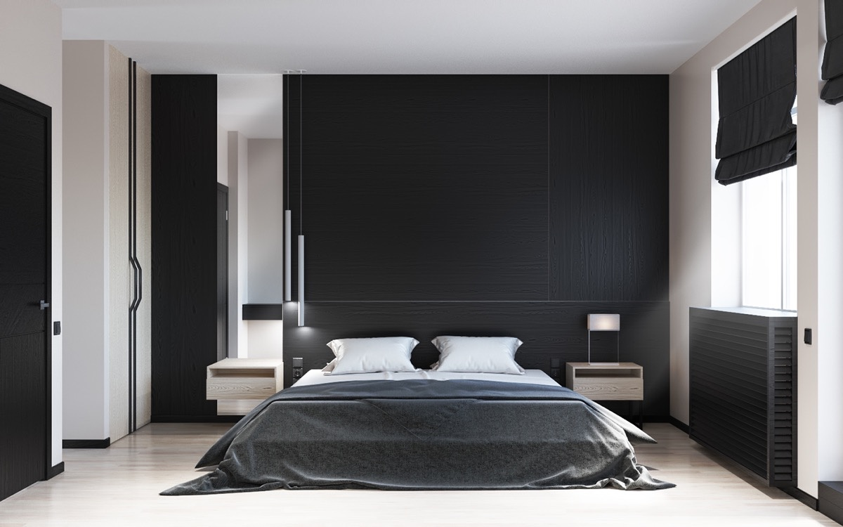 black and white bedroom 40 beautiful black u0026 white bedroom designs wvzyolg