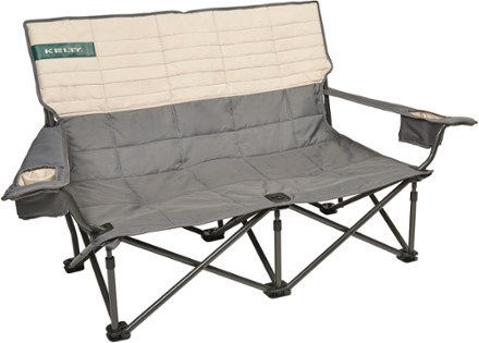 camp chairs discovery low-love seat mtchenb