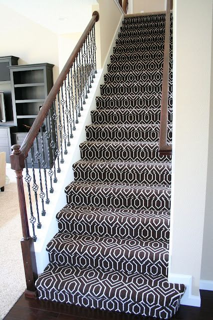 carpet for stairs geometric stair carpet: chocolate tessio carpet mnhdiiw