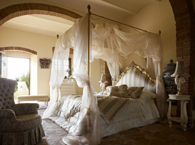 A guide to choosing canopy beds