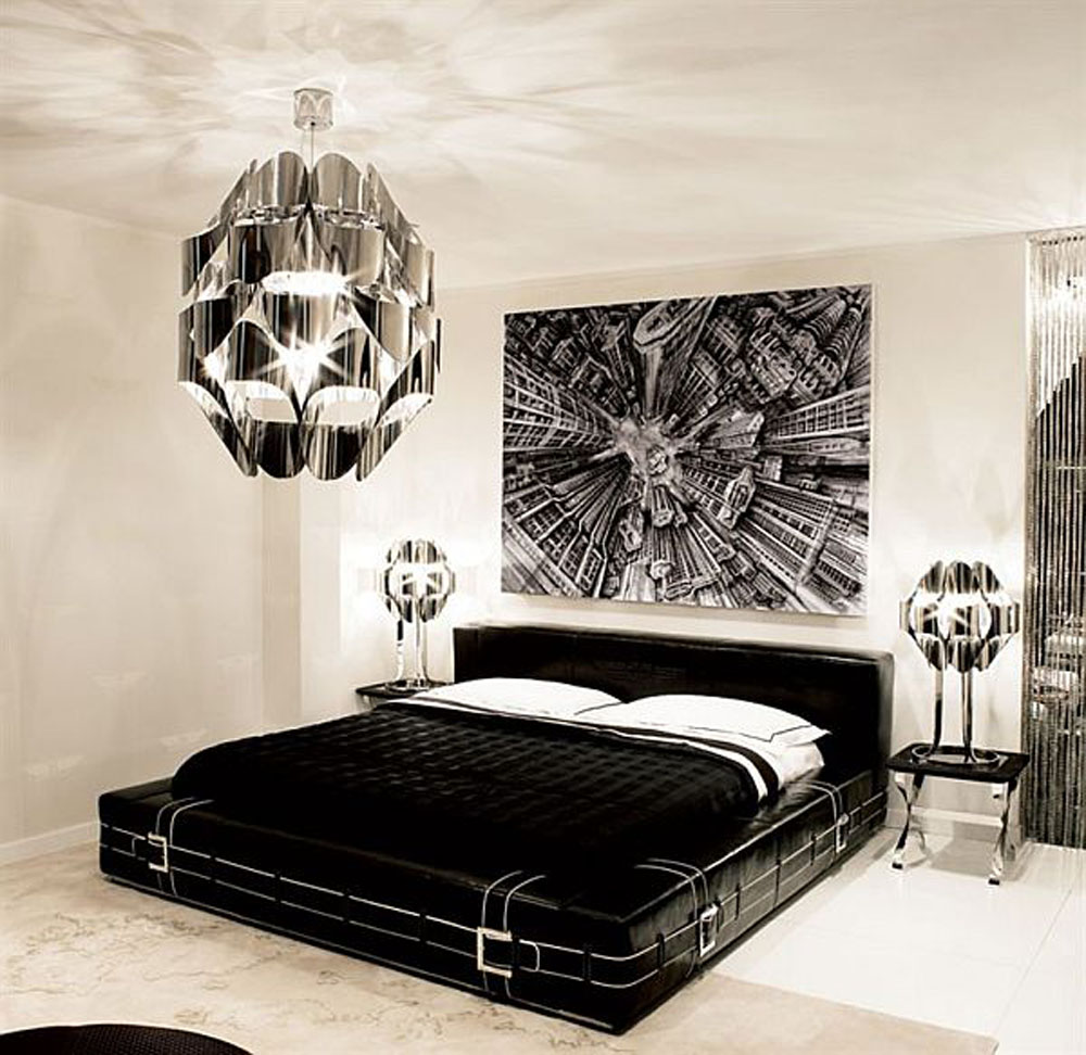 cool black and white bedroom design ideas mtfjttk
