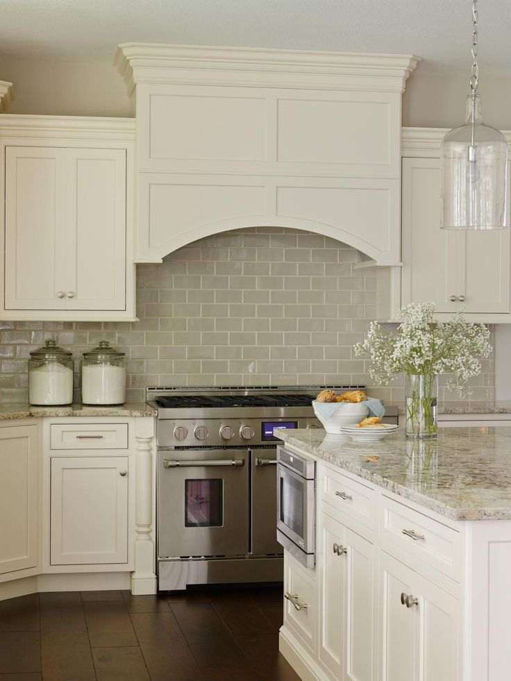 cream kitchens 21 colorful kitchens that will have you repainting your cabinets with  velvet qggqifk