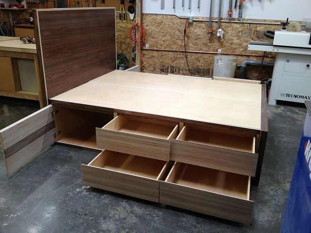 diy platform bed with storage | platform beds with storage lznayfz