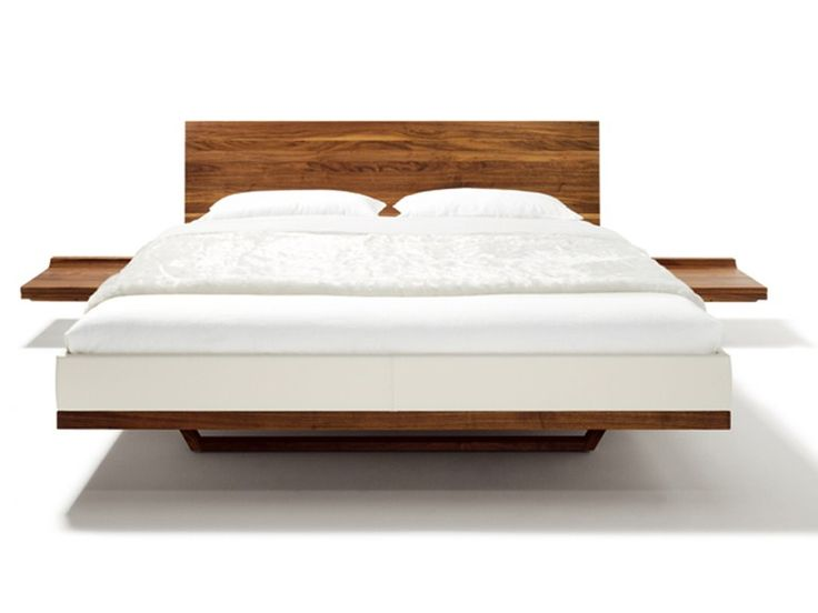 double bed riletto bed - design: kai stania - manufacturer: team 7 ✓ double beds afufcph