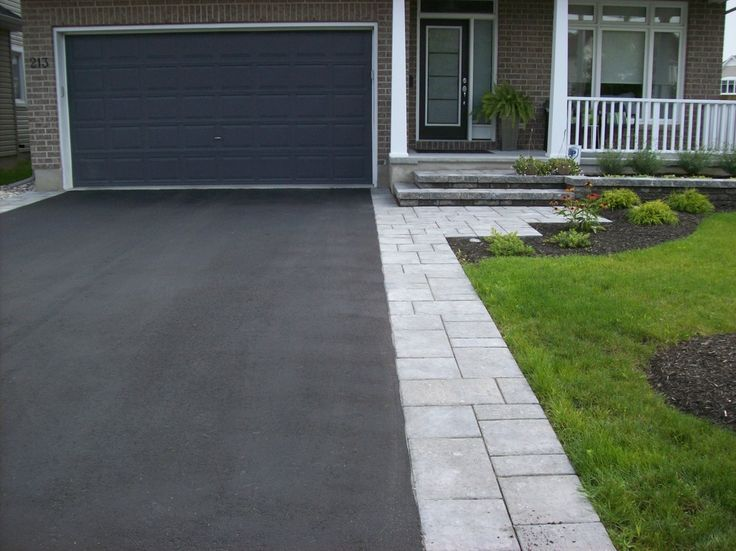 driveway ideas paved walk along side of driveway . a great solution to wet and wzltast