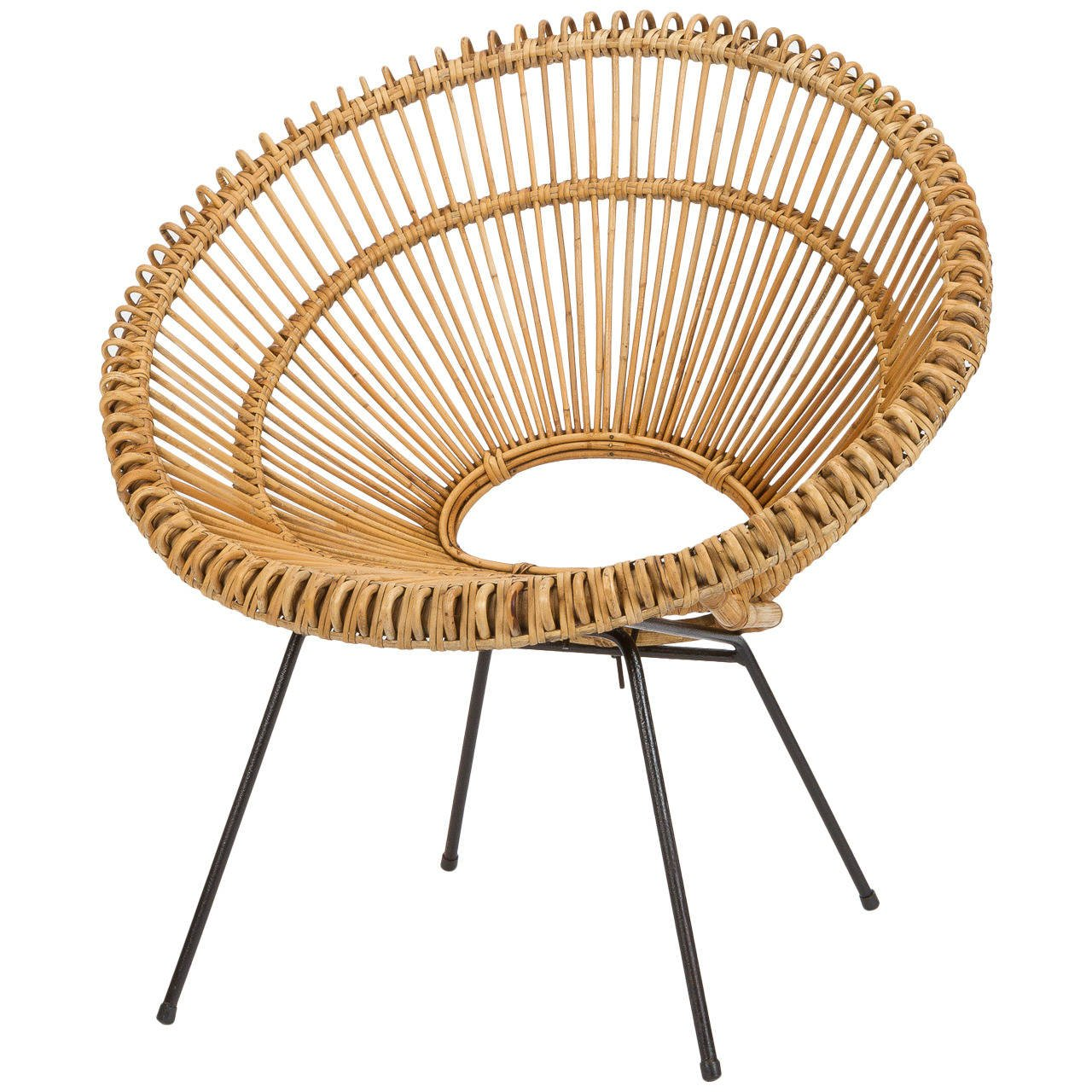 french wicker chair attributed to janine abraham u0026 dirk jan rol, ... rlrpoql
