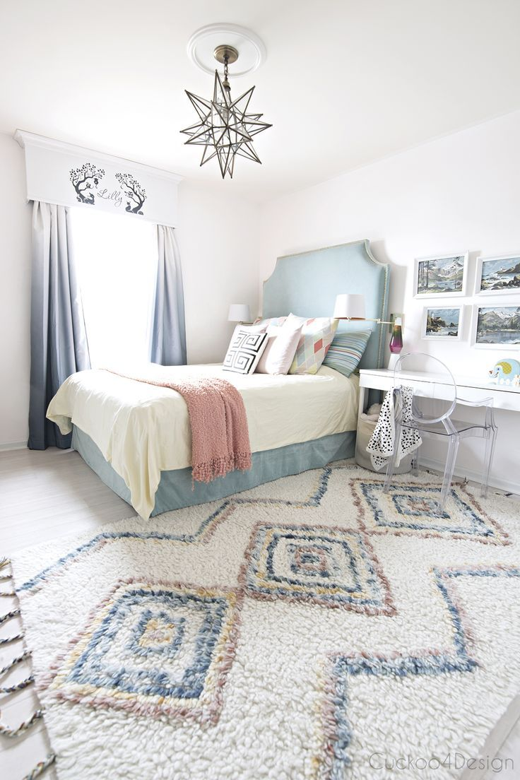 girls bedrooms new colored moroccan shag rug psyzwtt