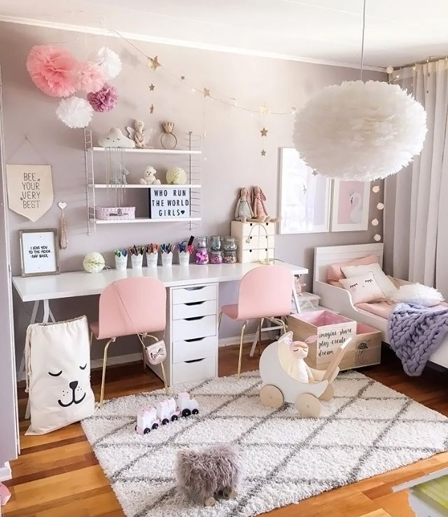Perfect girls' bedroom ideas