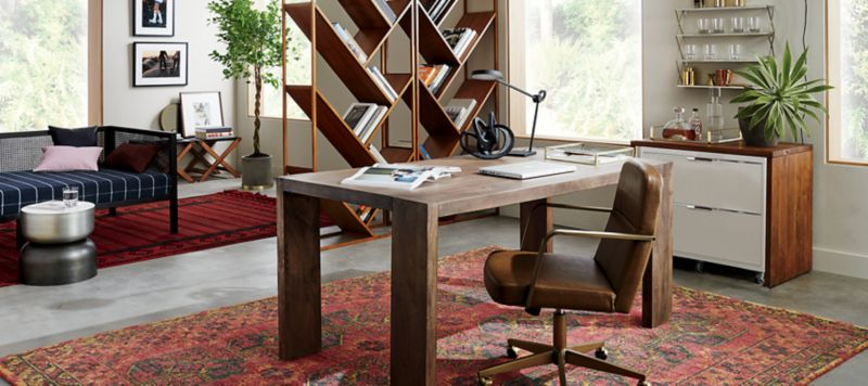 home office furniture and office accessories   cb2 qtjwkct