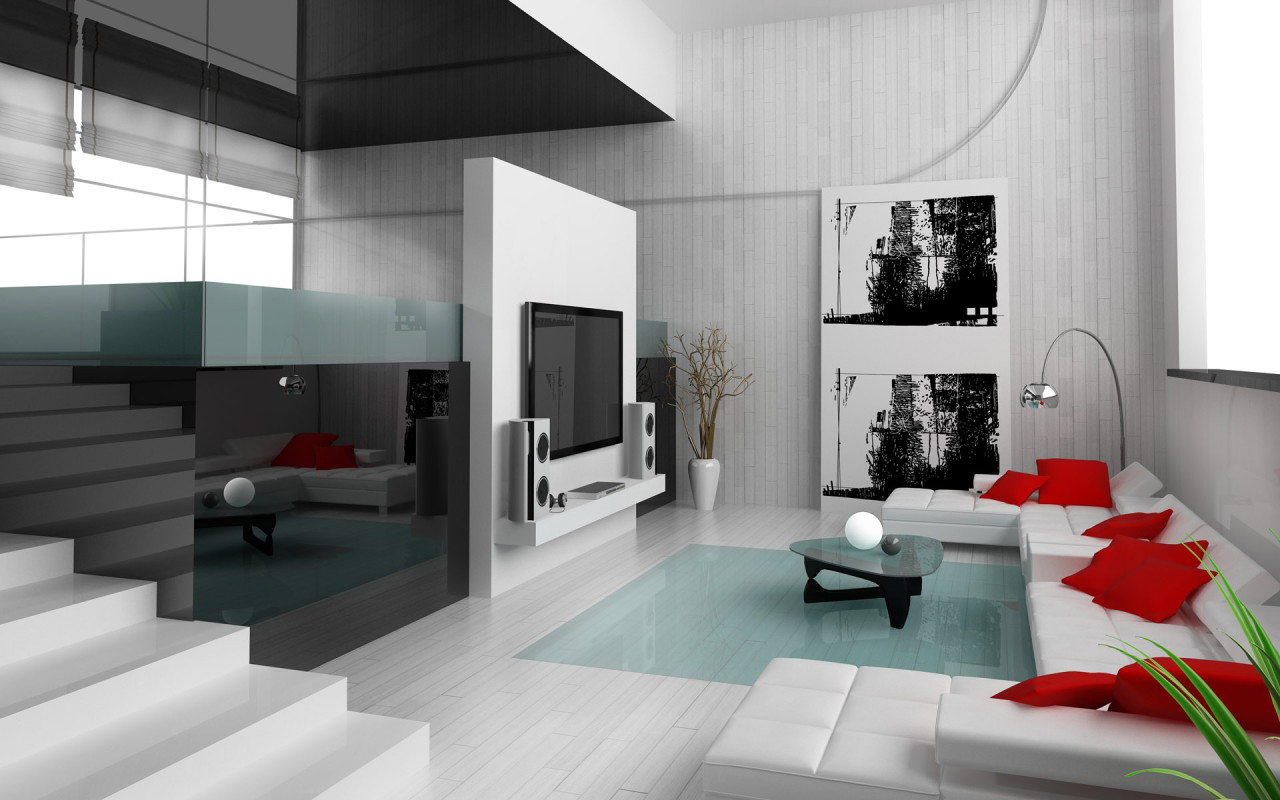 Some trends of interior designs for modern homes