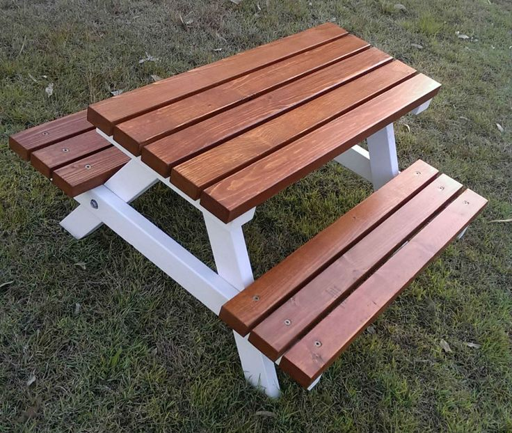 kids outdoor furniture 1-5 years - quality handmade kidu0027s timber picnic table -  qpdtpxw