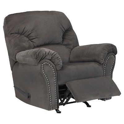 kinlock rocker recliner - ashley furniture mjtscjg