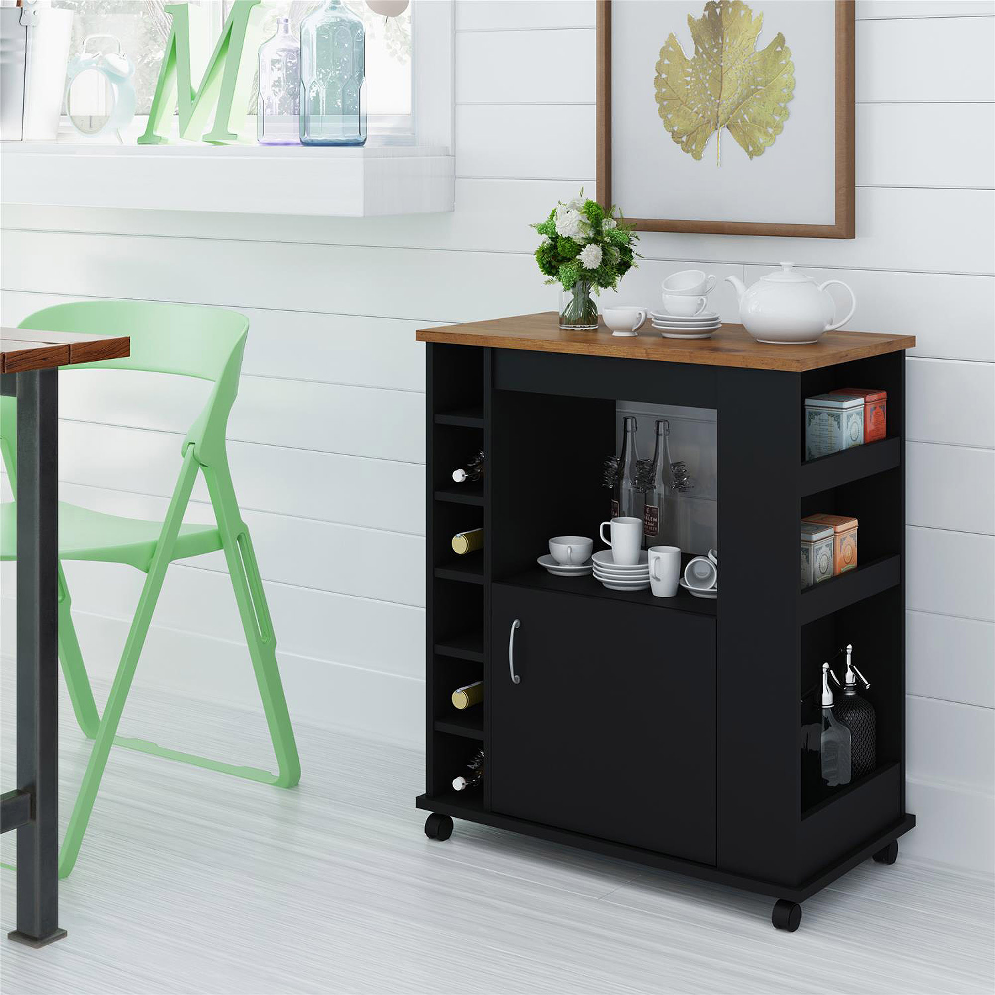 Finding the perfect kitchen cart