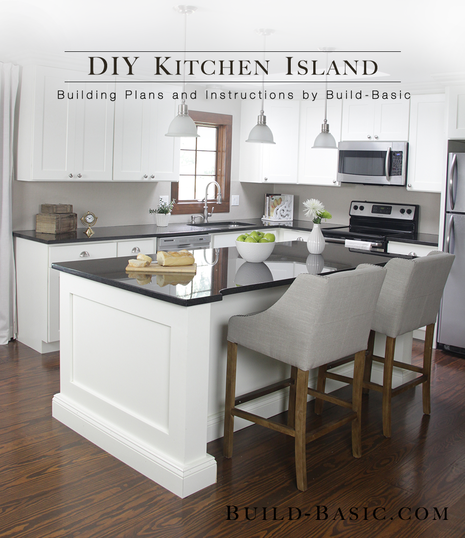 The best kitchen island plans to ensure the best décor for our kitchen