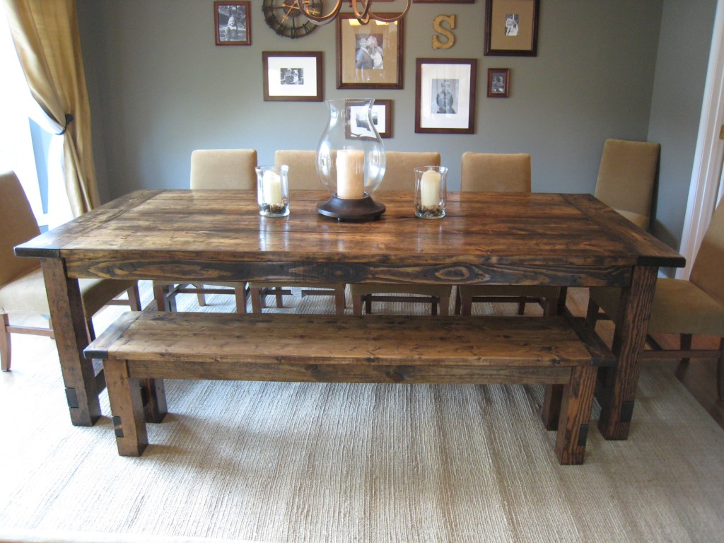 master dining room tables how to make a diy farmhouse dining room table: ercchyd