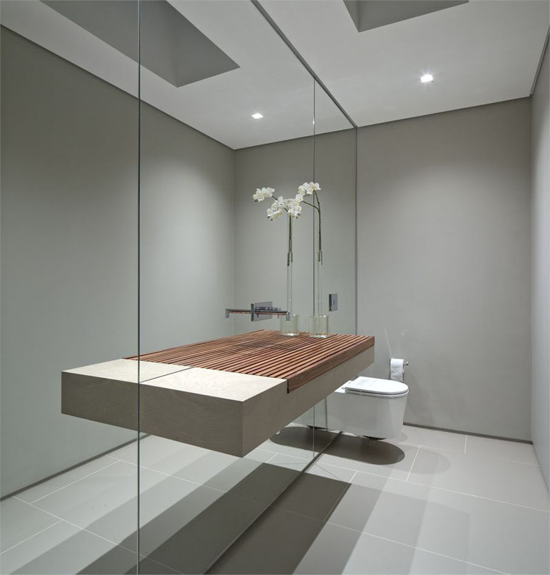 Mirror wall – how to use them
