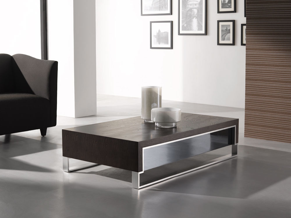 Modern coffee tables for the living room