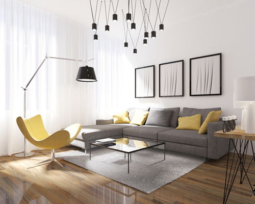 modern living rooms inspiration for a small modern open concept living room remodel in brussels feksvzv