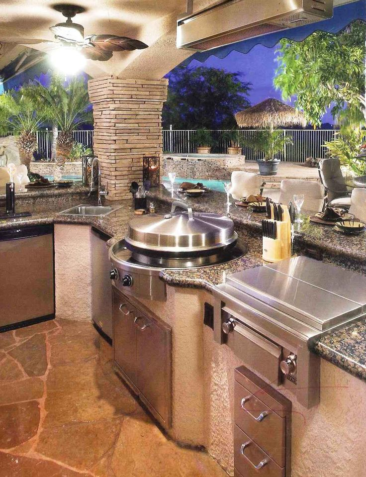 outdoor kitchen ideas 70 awesomely clever ideas for outdoor kitchen designs qqyhxhd