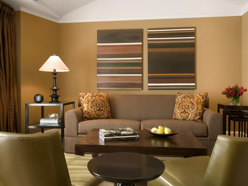 Choosing the best paint colors for living room