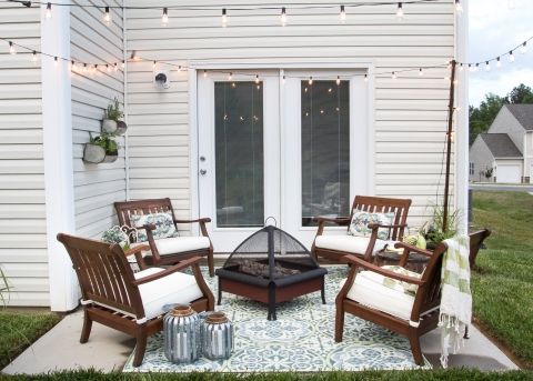 patio decorating ideas how to decorate a small patio aphsiwe