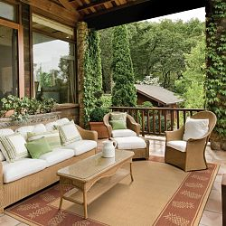 patio rugs natural and terra cotta rugs wvzkyvc