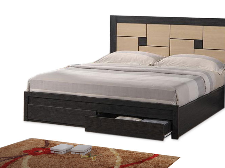 picture of rl/ga-11503 double bed gwstzrb