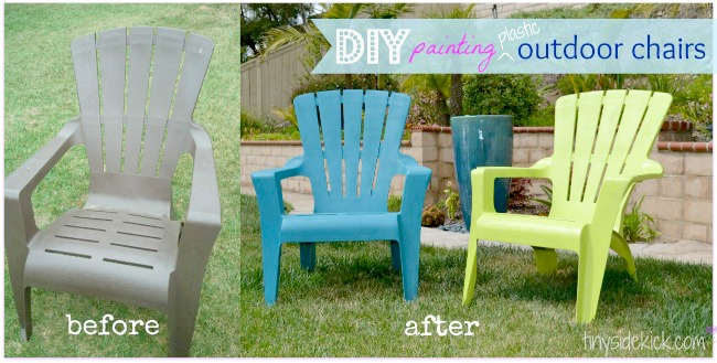 plastic garden furniture how to paint plastic outdoor chairs gxxfymo