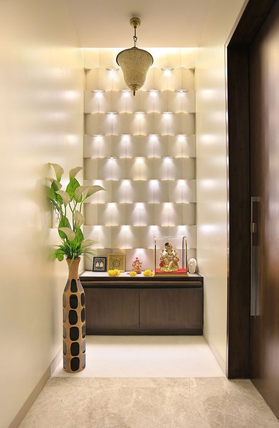 pooja room designs project one residence - puja room designs by degree design associates ukhfvwl