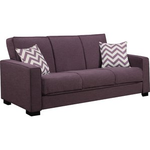 purple sofa purple sofas youu0027ll love | wayfair mlnrvkc