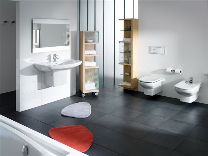 Use roca bathrooms for best bathroom solutions