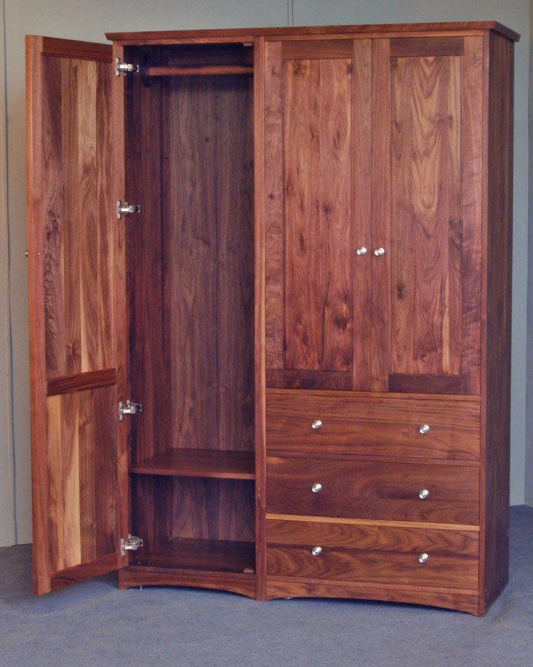selected examples of our work. vermont furniture designs burlington armoire httoxnu