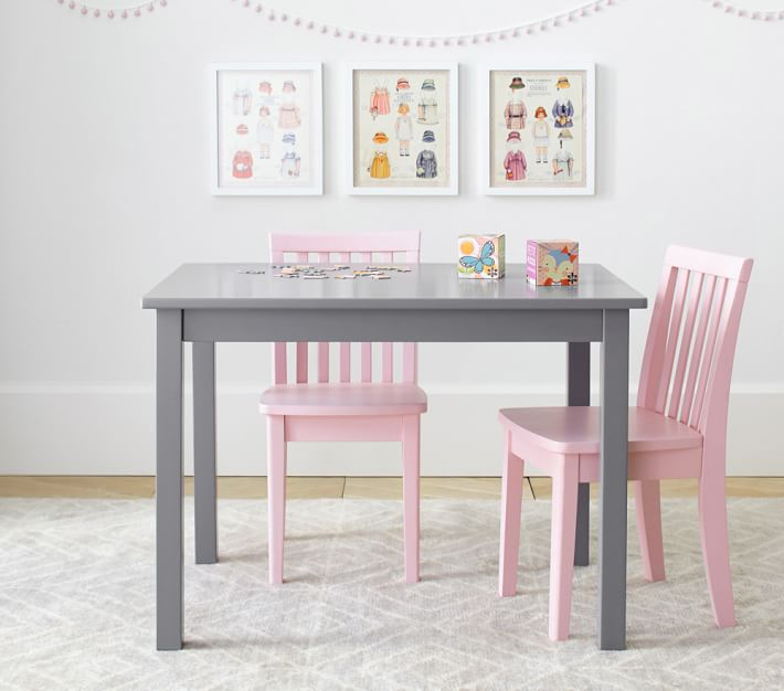 small table and chairs carolina small table u0026 2 chairs set | pottery barn kids kyealbp