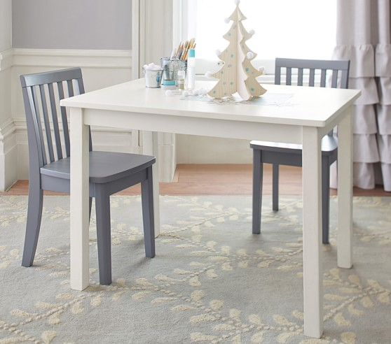 Buying the small table and chairs