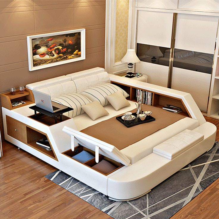 storage beds luxury bedroom furniture sets modern leather queen size double bed with  storage oyskhfr
