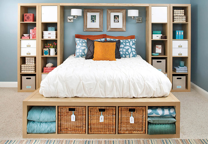 storage ideas for small bedrooms storage solution onfqkhw