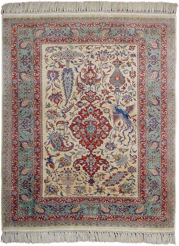 turkish rugs super fine hereke silk carpet htgvvdv