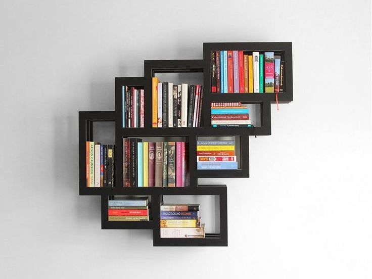 wall mounted bookshelves accessories ideas | wall bookshelves advantages in home decor and  furnishing: black yacubuc