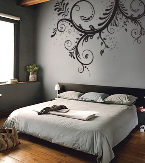 wall stickers for bedrooms in spite of the surplus exercise of blind color, the interior in wall swdjtlk