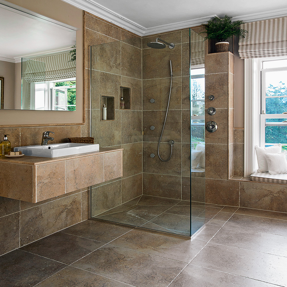 Wet rooms an ideal and compact solution