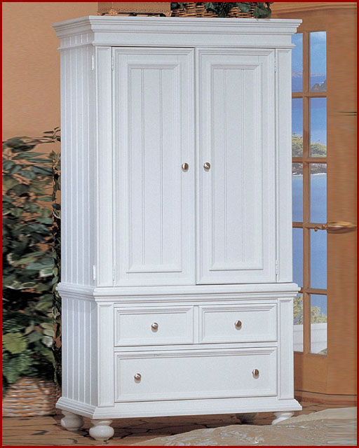 Tips for buying white armoire