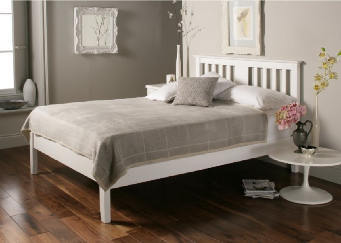 wooden bed frames malmo white wooden bed frame xxgyqkr