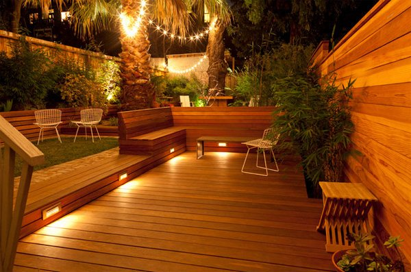 Amazing deck lighting series lights fzssrdz