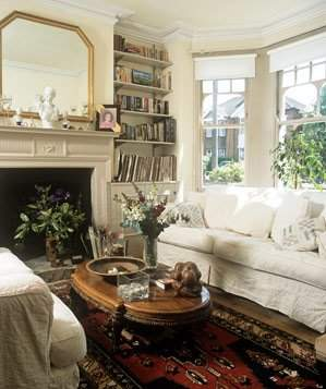 Amazing decorating styles traditional edwardian style cozy living room with white sofas and fireplace gthfgyi