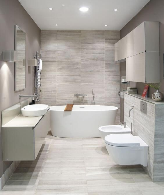 Modern bathrooms – the three aspects of redecoration